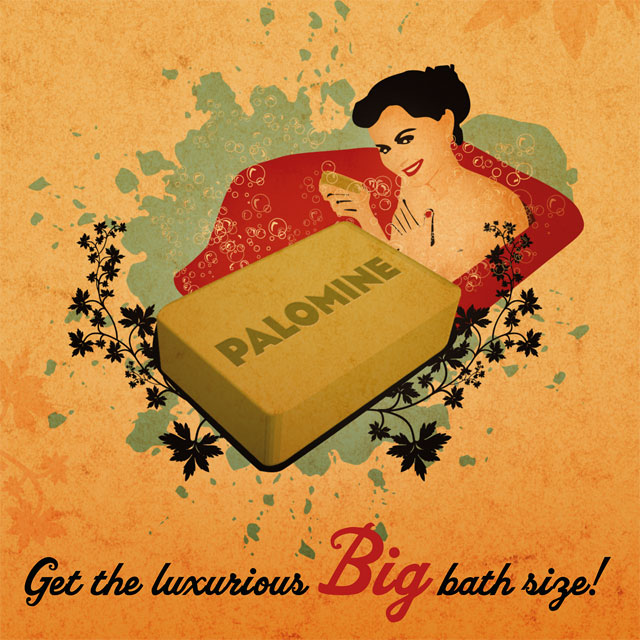 PALOMINE – GET THE LUXURIOUS BIG BATH SIZE