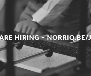 NORRIQ we are hiring